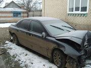 Продам VOLVO S80 после аварии на запчасти. Срочно!